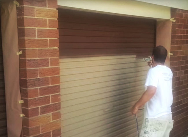 If You Are Seeking Advice Or A Quote From A Garage Door Spray Painting  Professionals, Speak To One Of Our Dedicated Team.