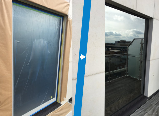 door spray painting service inc upvc doors haywood coatings ltd