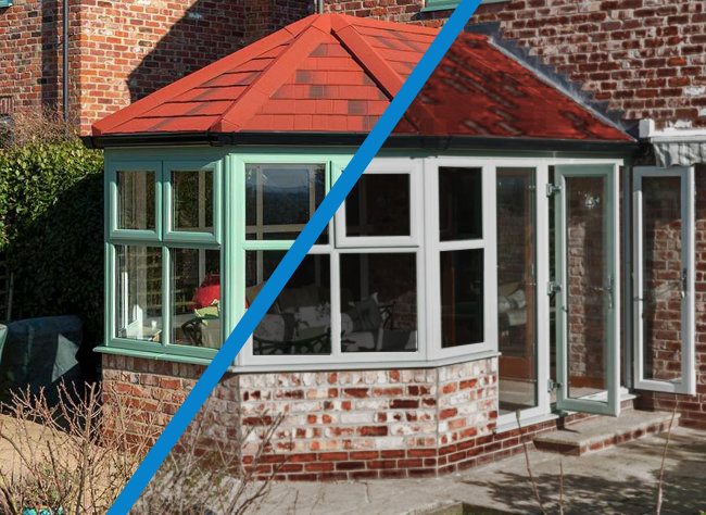 Can You Paint Upvc Conservatory